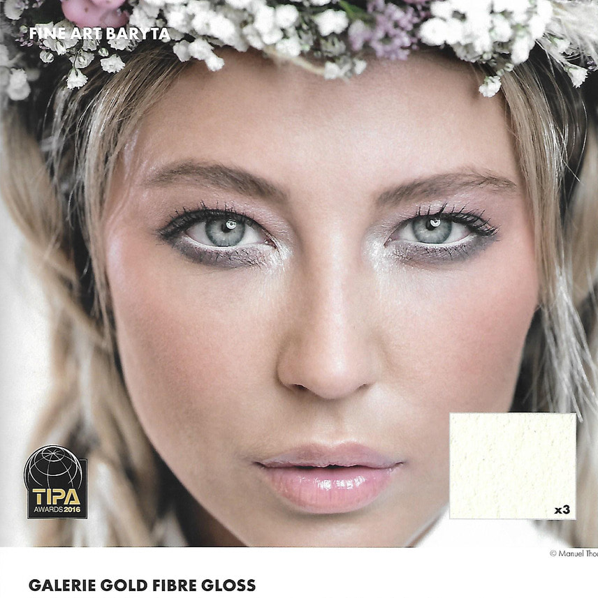 Gold Fibre Gloss 310gsm